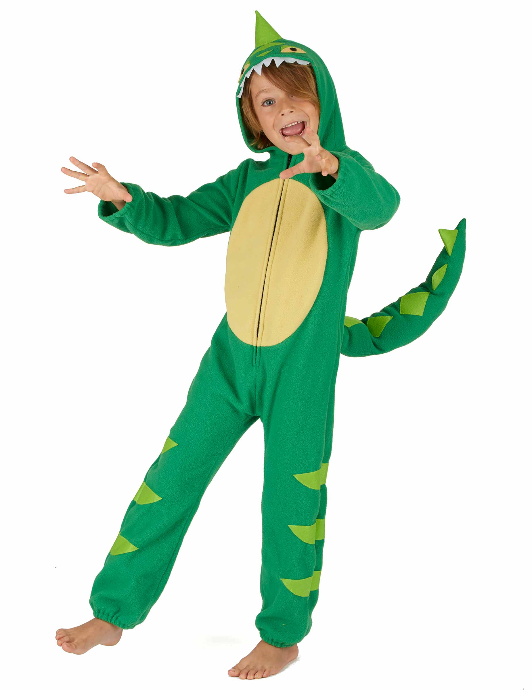 scarpe classiche la moda più votata Promozione delle vendite Costume tuta da dinosauro per bambino