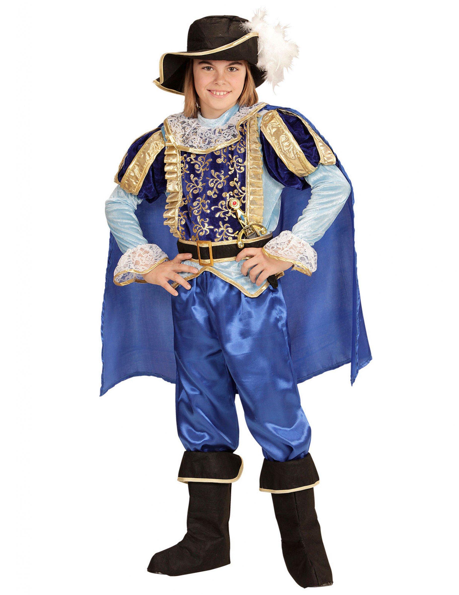 fdab5865a619 Costume da principe affascinante bambino  Costumi bambini