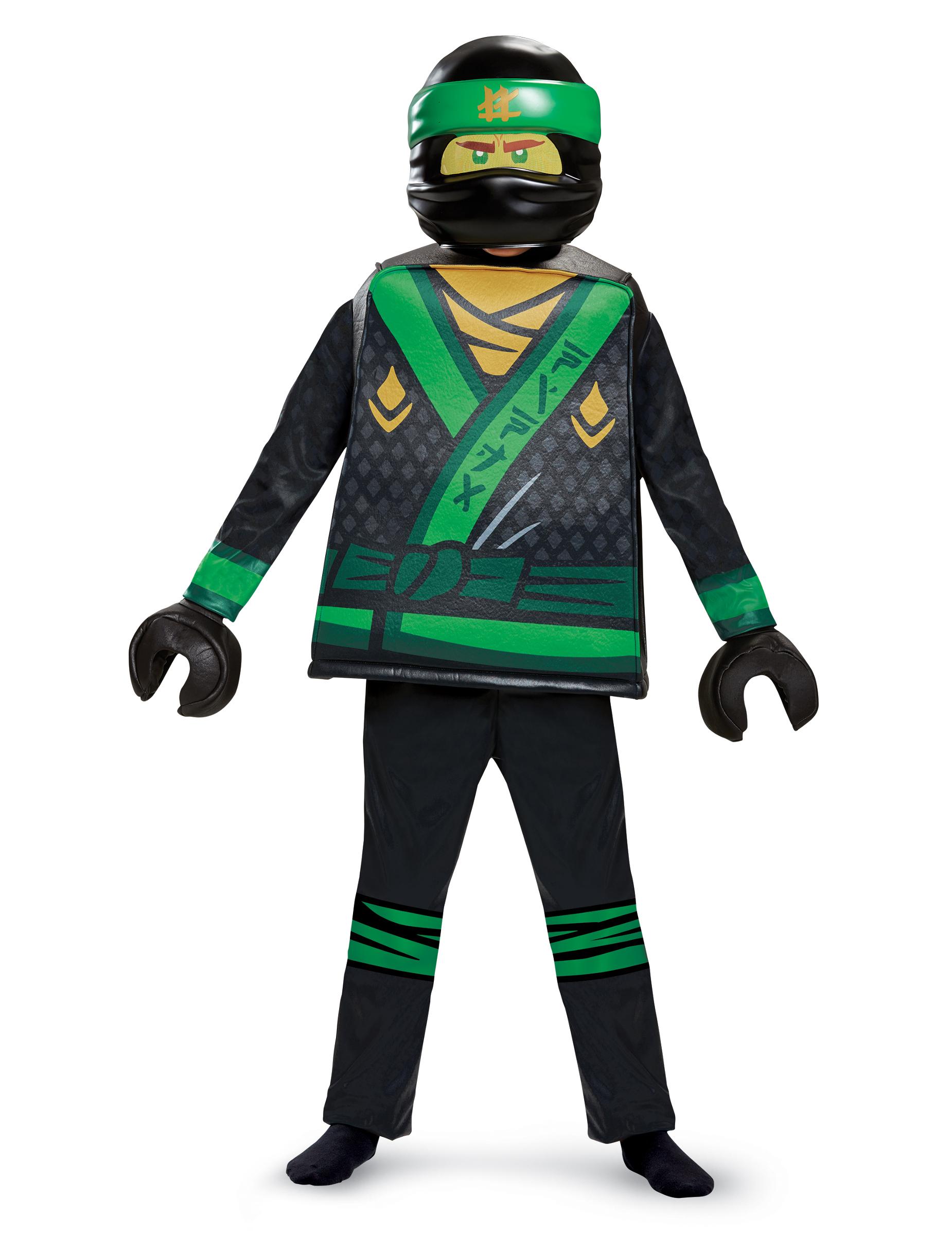 Costume deluxe Lloyd Lego Ninjago™ il film per bambino - Nuovo modello 9cefebaae71
