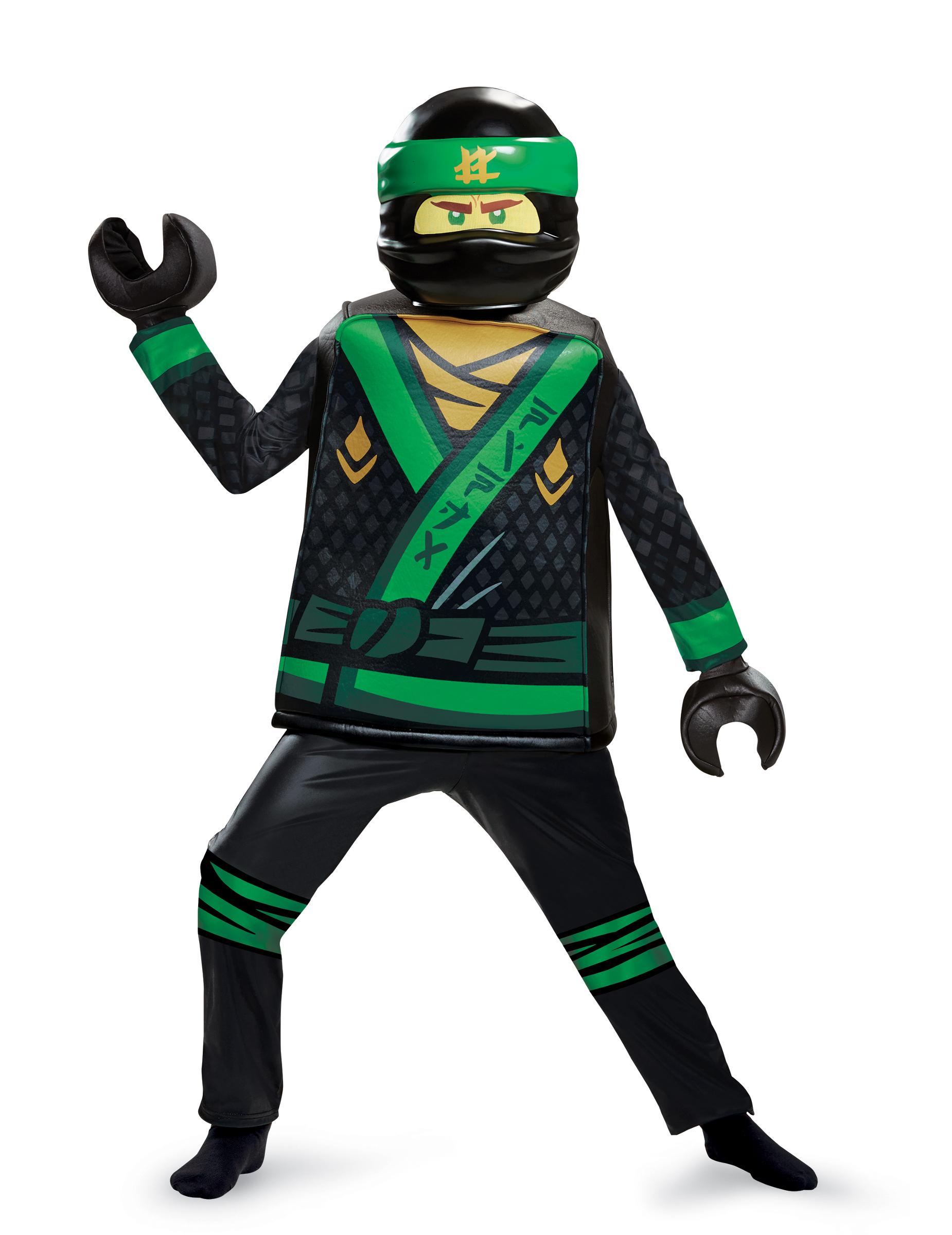 Costume deluxe Lloyd Lego Ninjago™ il film per bambino - Nuovo modello-1 ef0a2200a6a