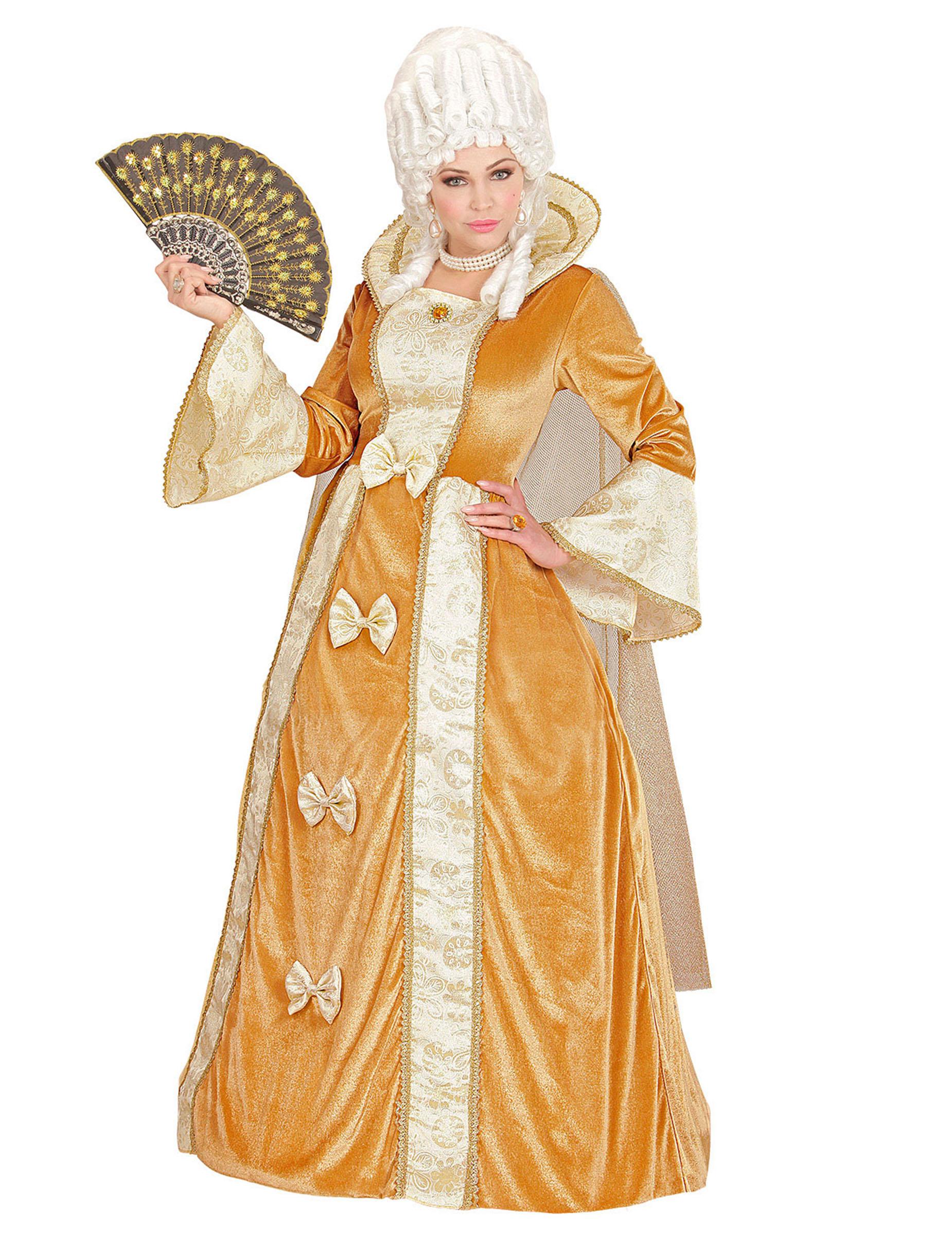 32691f324ba6 Costume Dama Veneziana luxe donna  Costumi adulti