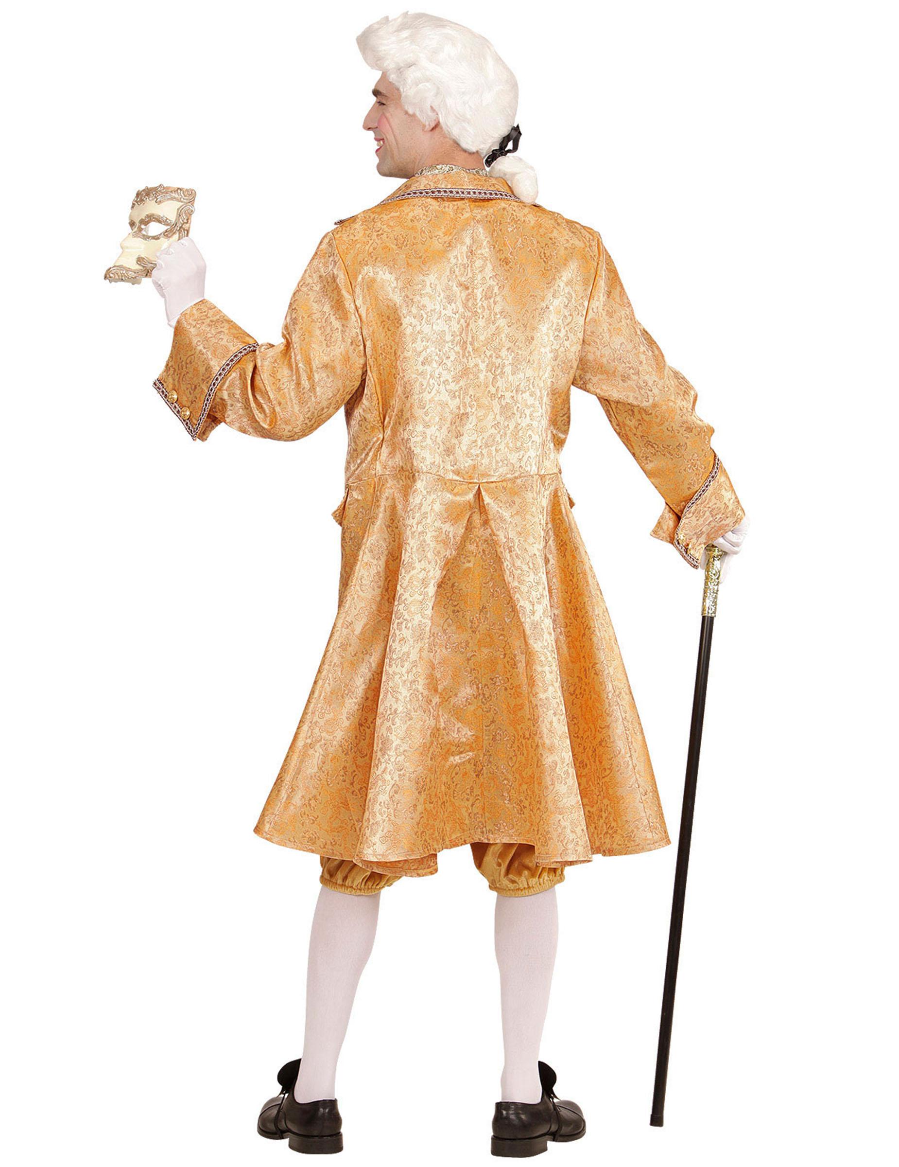Costume da nobile veneziano deluxe per uomo  Costumi adulti dd698337590