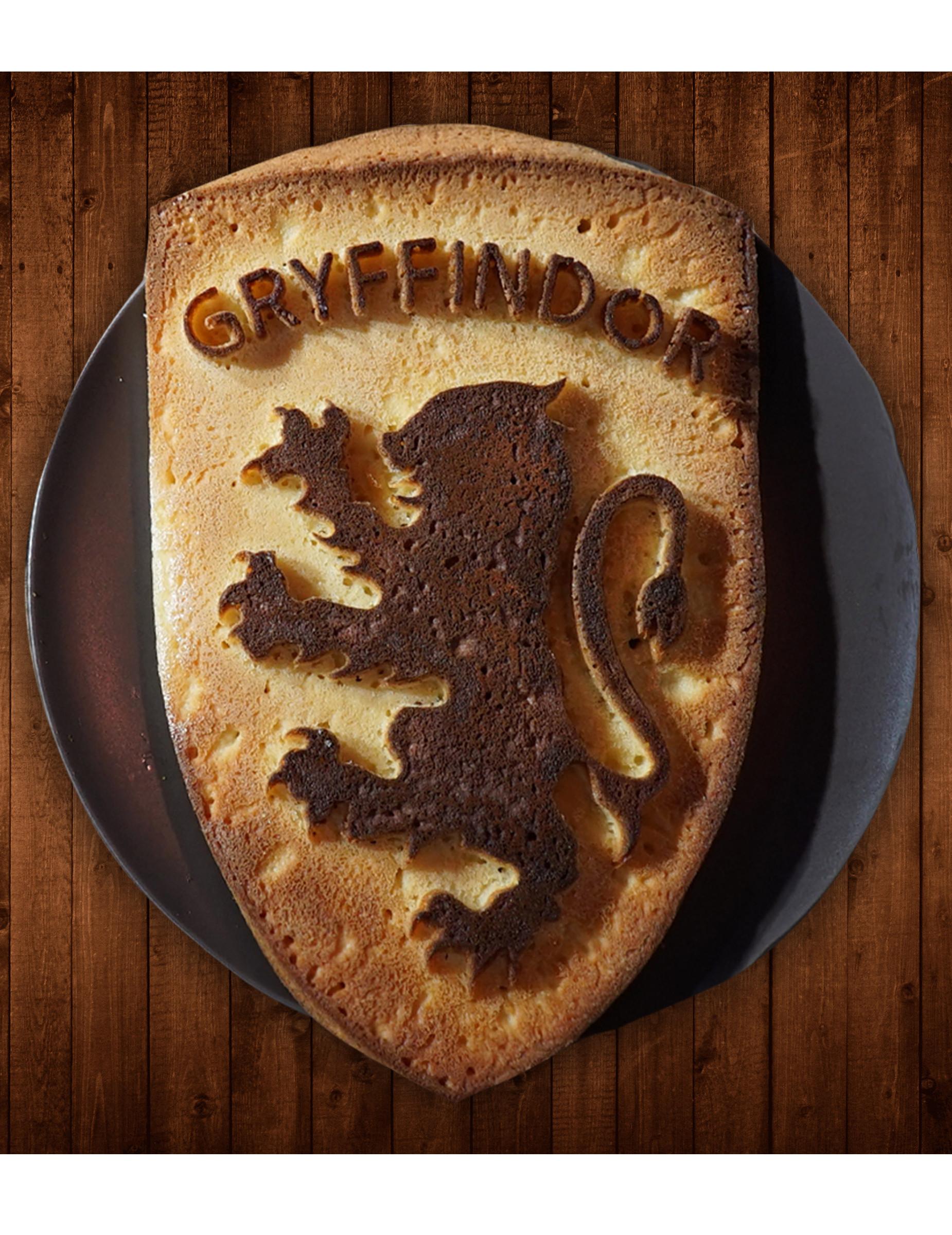Stampo in silicone per torta grifondoro harry potter 27x18 5 cm addobbi e vestiti di carnevale - A tavola con harry potter ...