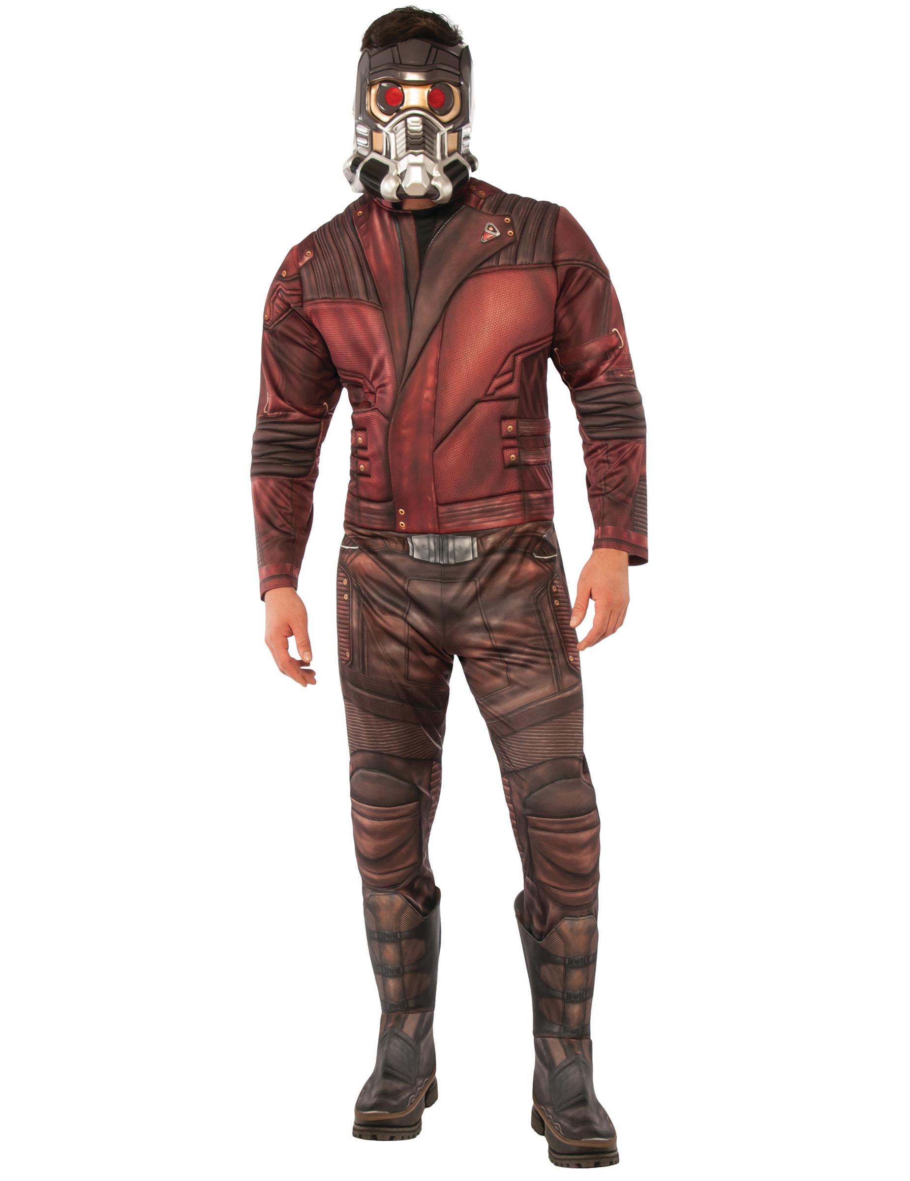 Costume con maschera star lord™ i guardiani della galassia 2™ per