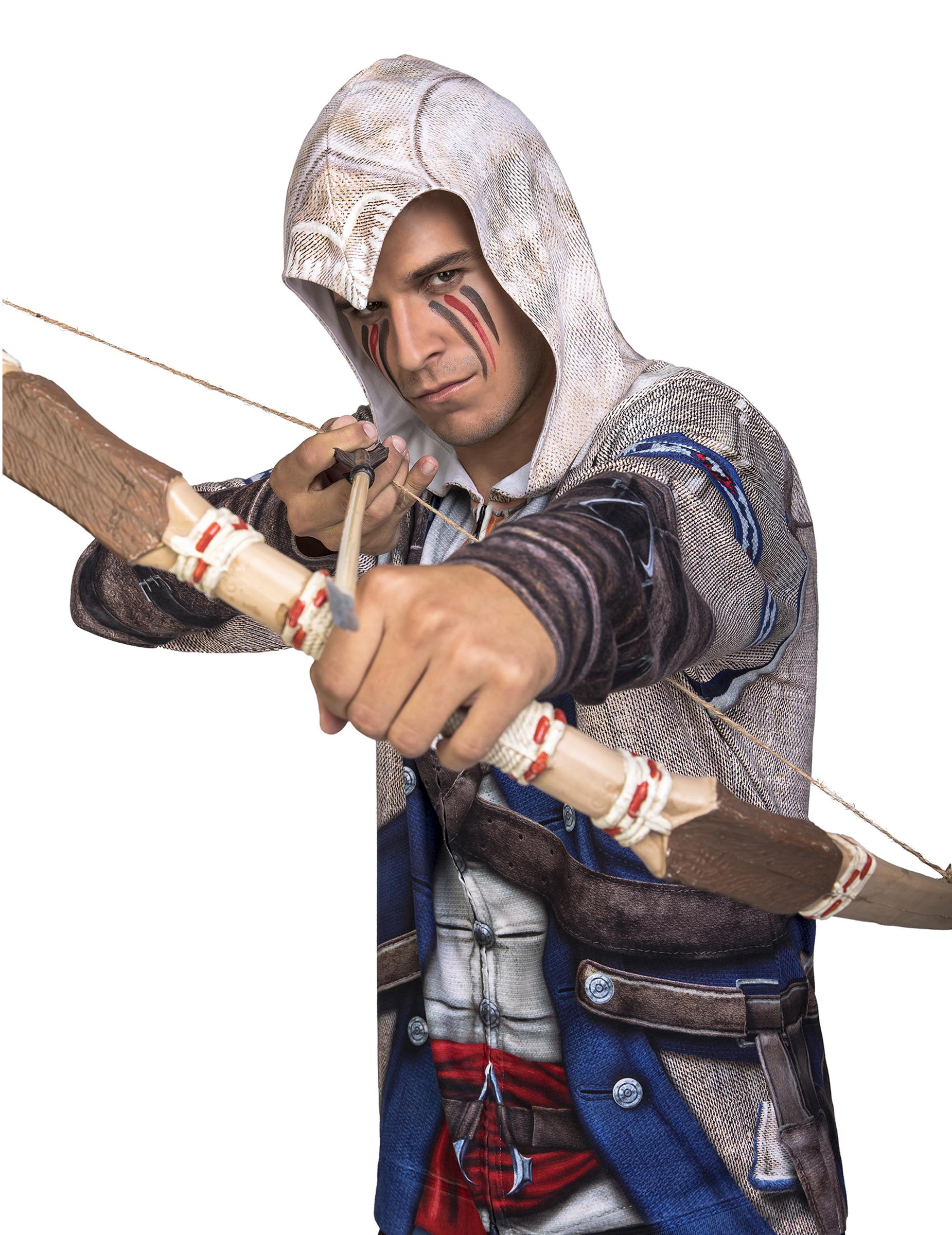 Travestimento Connor Assassin's Creed™: Costumi adulti,e ...