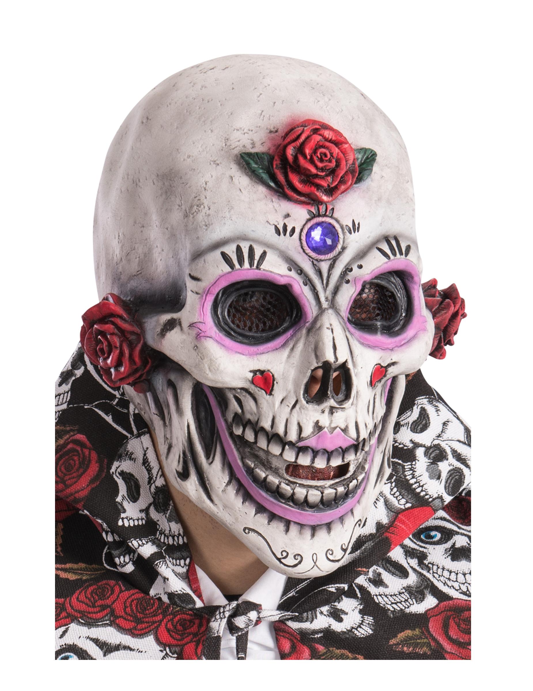 Adulto Donna Giorno dei Morti ossa scheletro Costume Costume Di Halloween Collant