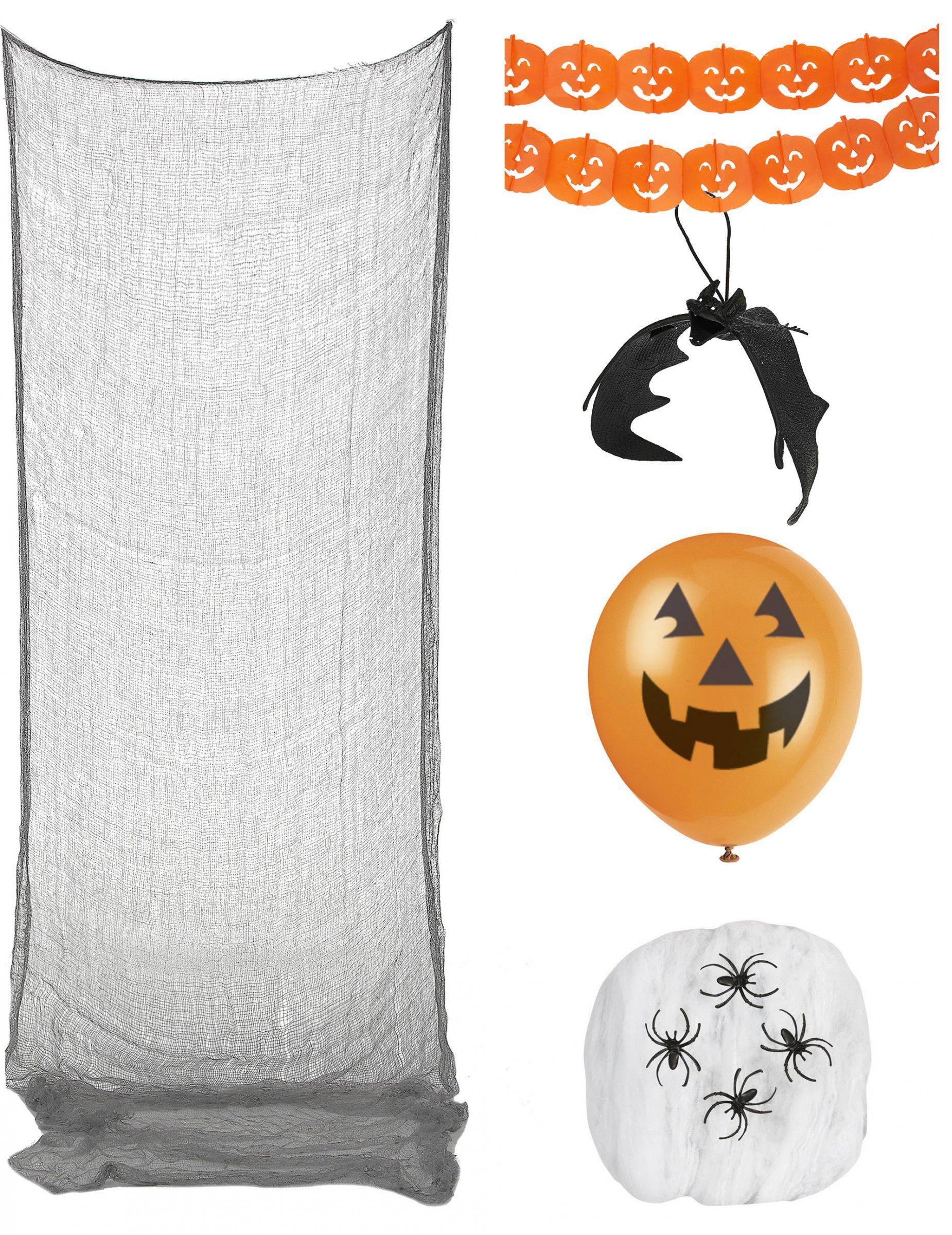 Set Decorazione Di Halloween Addobbi E Vestiti Di