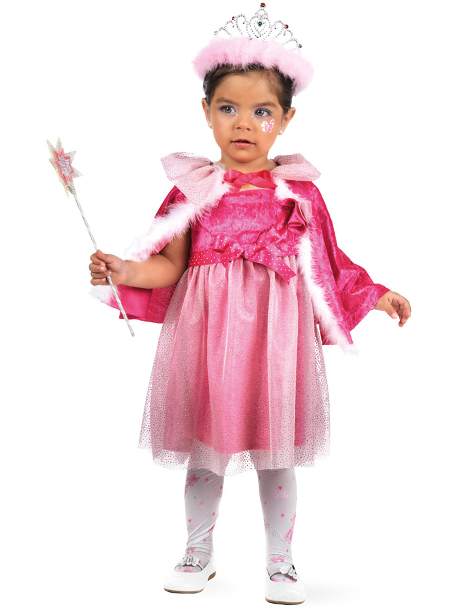 Costume da fatina rosa per neonato costumi bambini e - Costumi da bagno neonato disney ...
