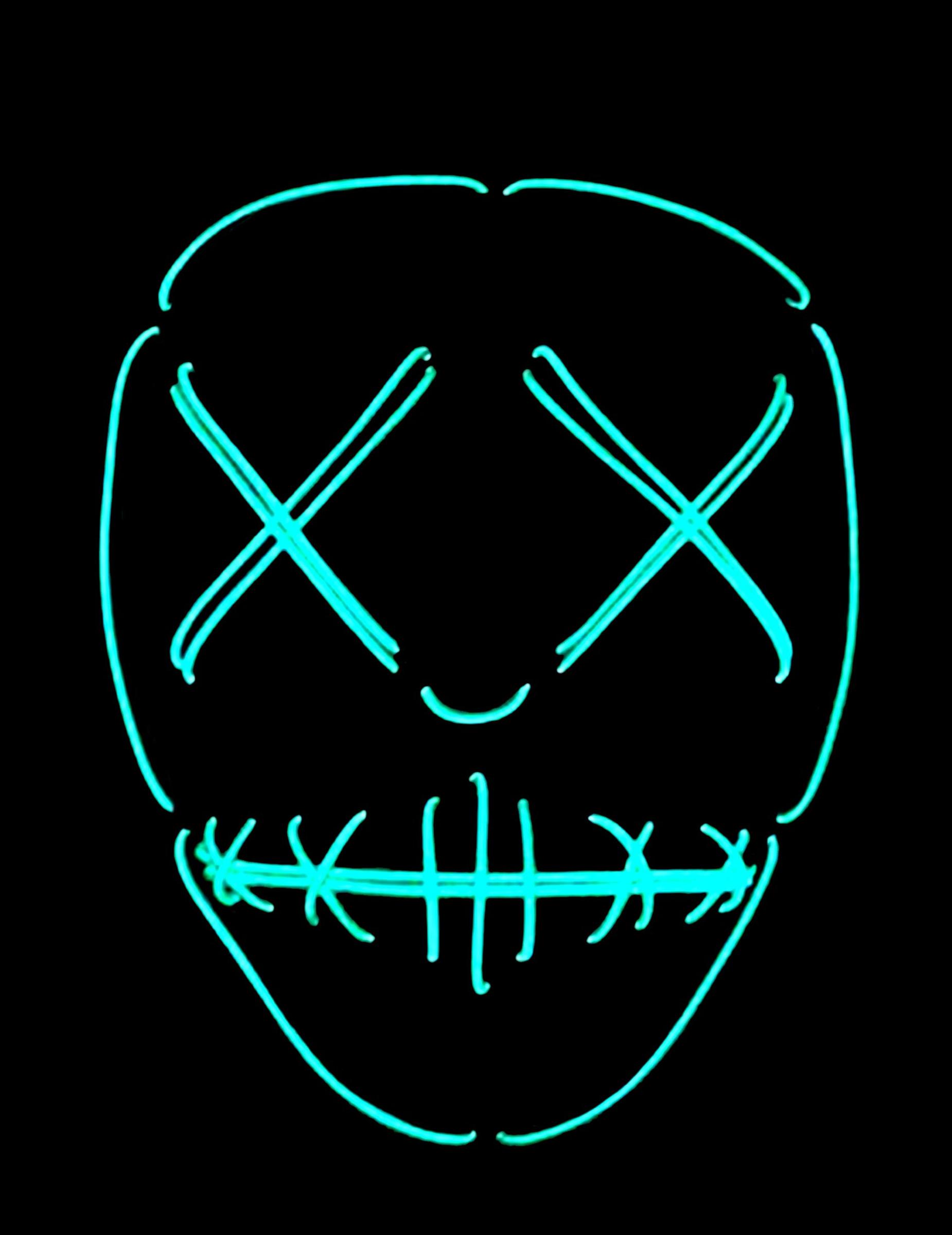 maschera rigida bocca