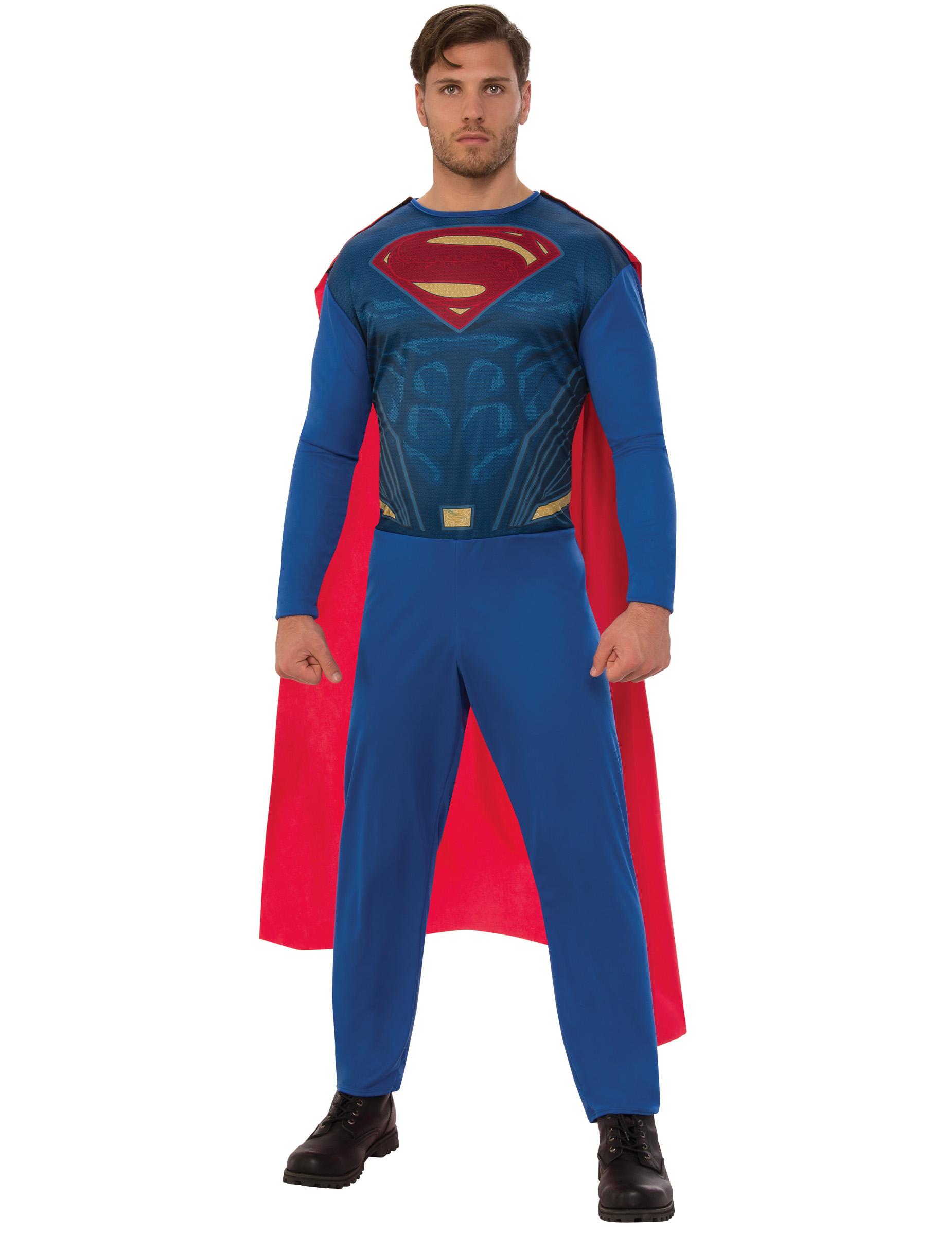 Costume da superman™ per adulto costumi adulti e vestiti di