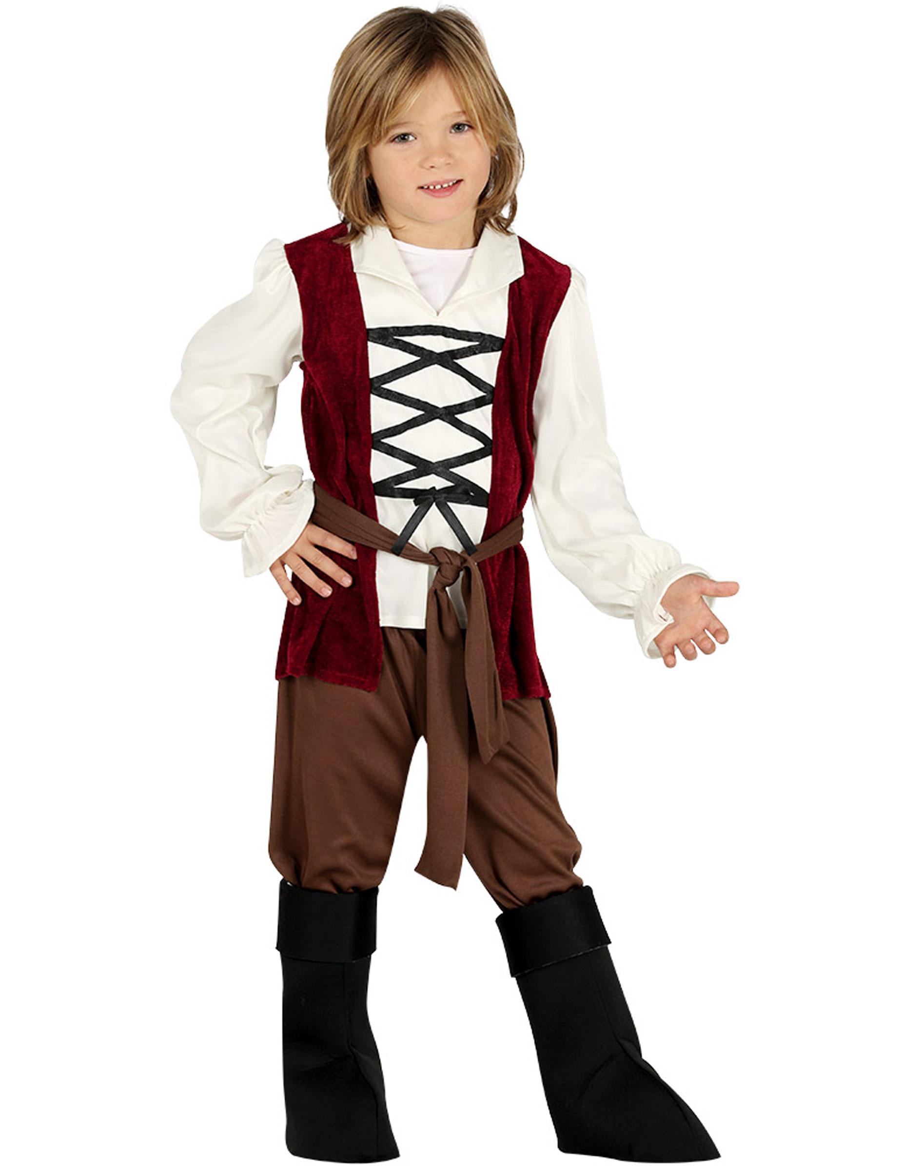 scelta migliore scegli genuino più recente Costume da oste medievale per bambino: Costumi bambini,e ...