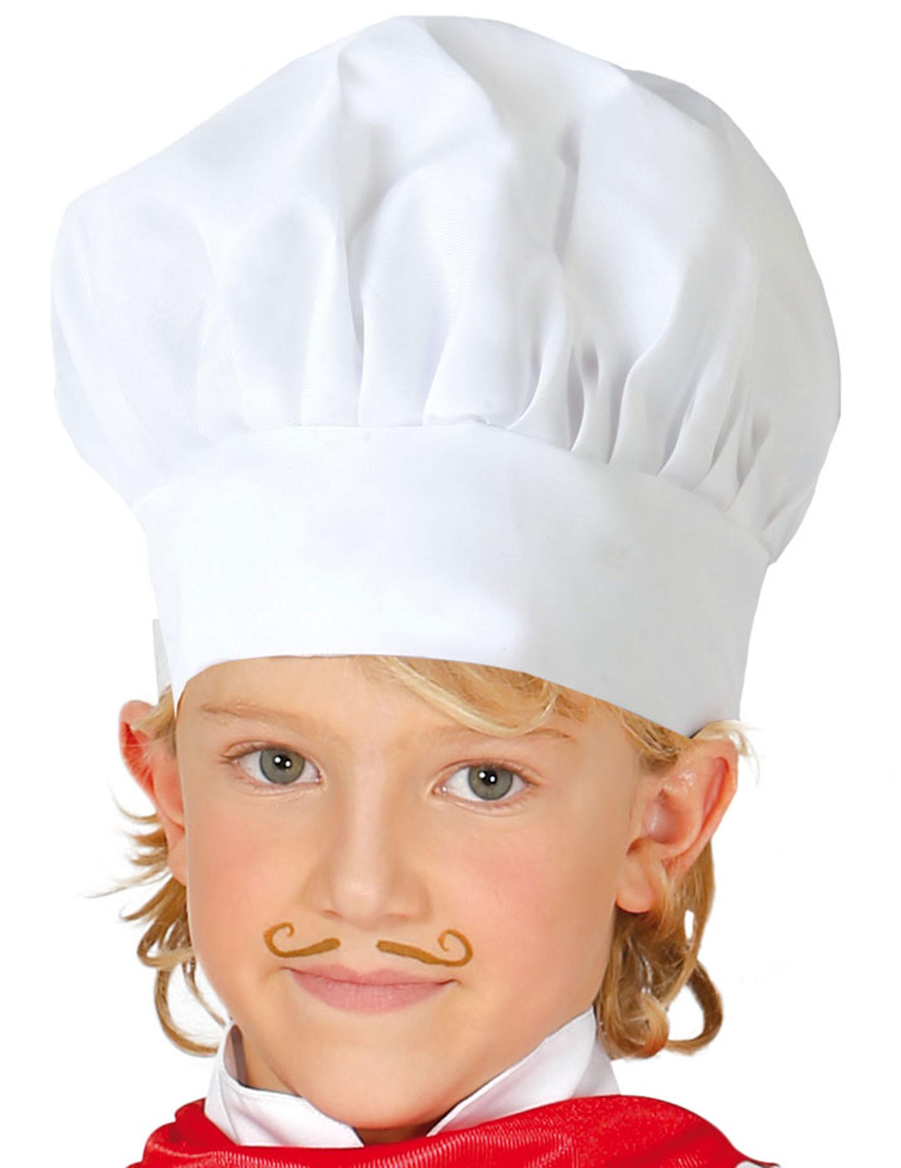Cappello da cuoco per bambino  Cappelli 22179716a1ba