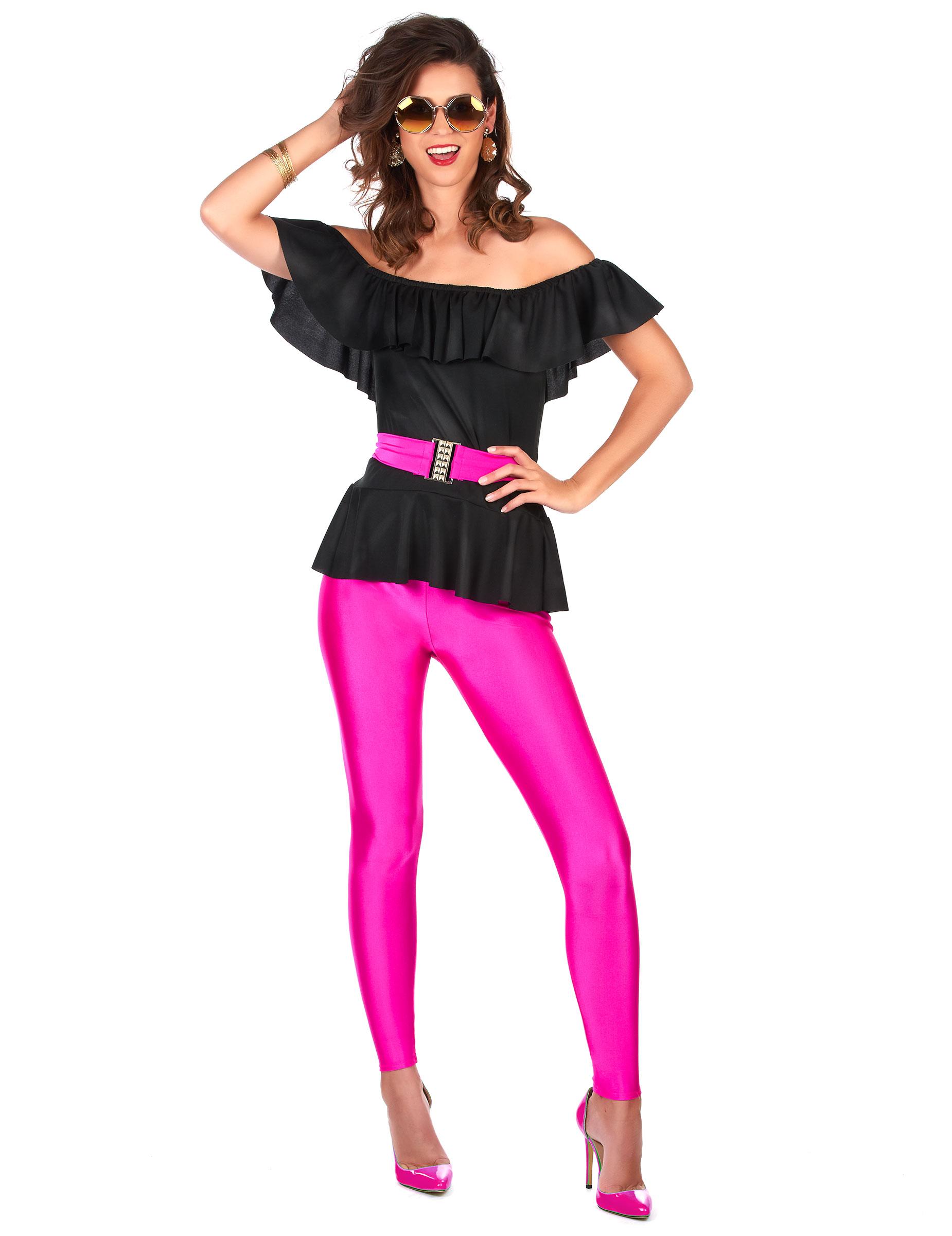 vendita calda online ae088 54dcc Costume retro anni '80 donna