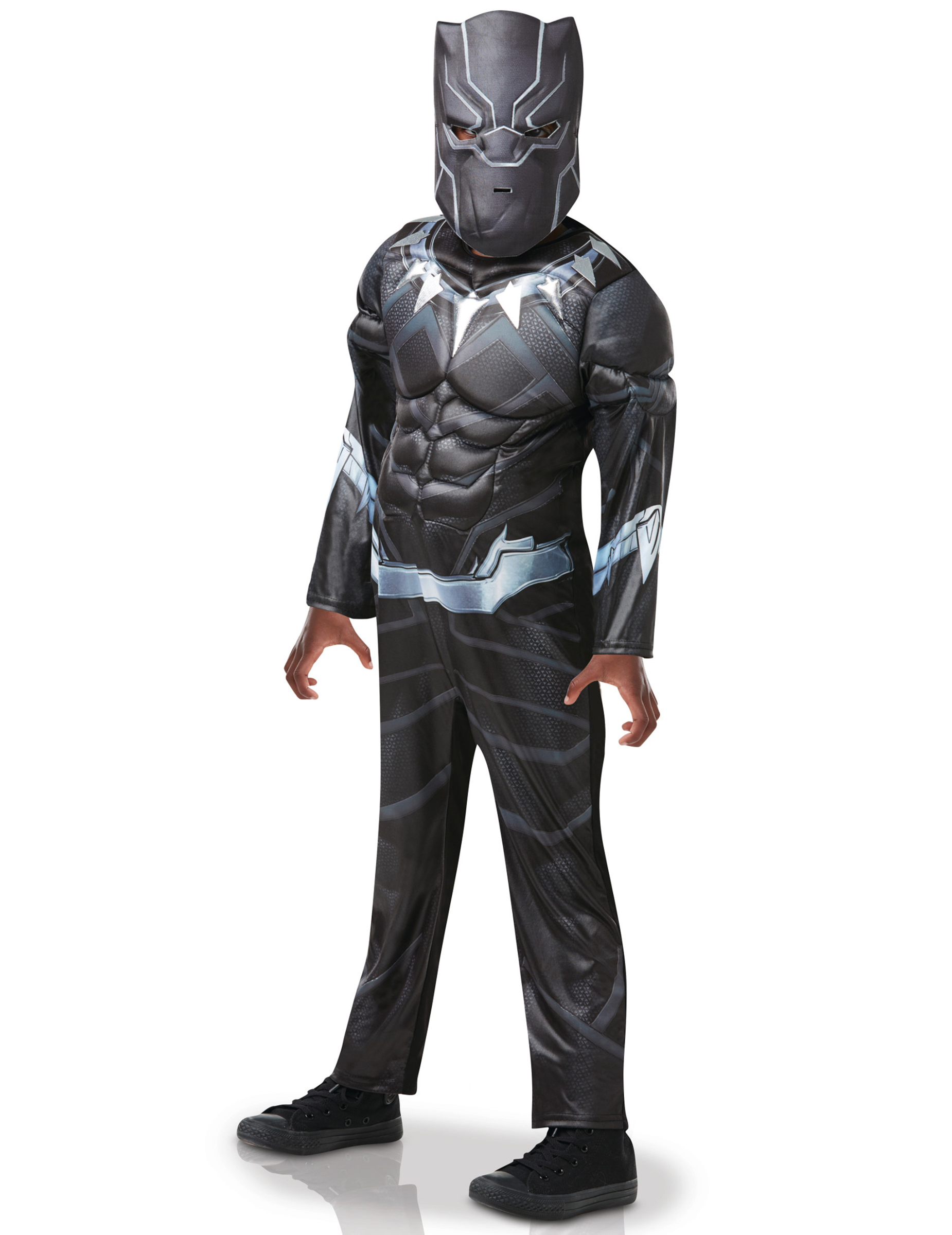 black panther costume bambino  Costume da Black Panther™ deluxe per bambino: Costumi bambini,e ...