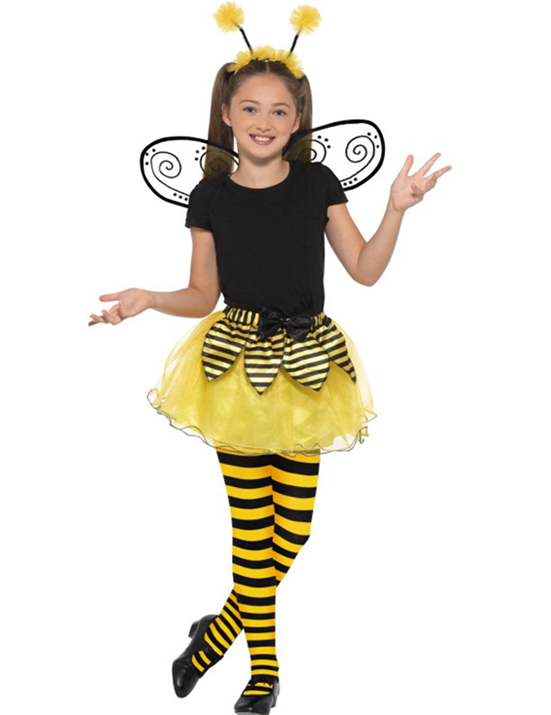 b3bbf381b7f4 Kit accessori da ape per bambina: Costumi bambini,e vestiti di ...