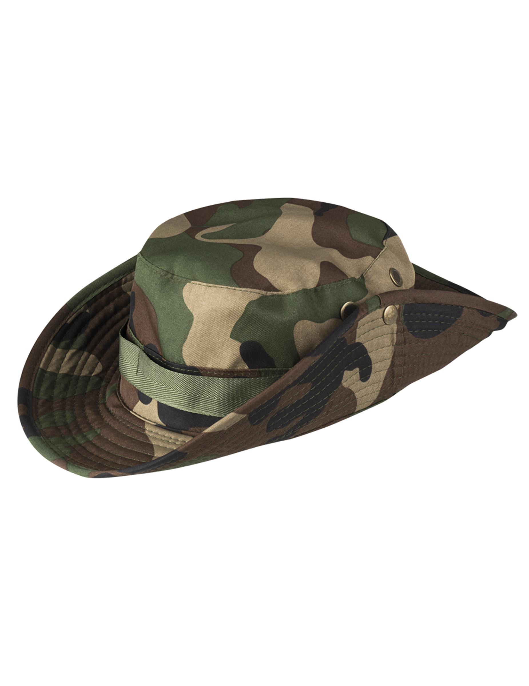 Cappello mimetico militare per adulto  Cappelli 95e6e6d67f46