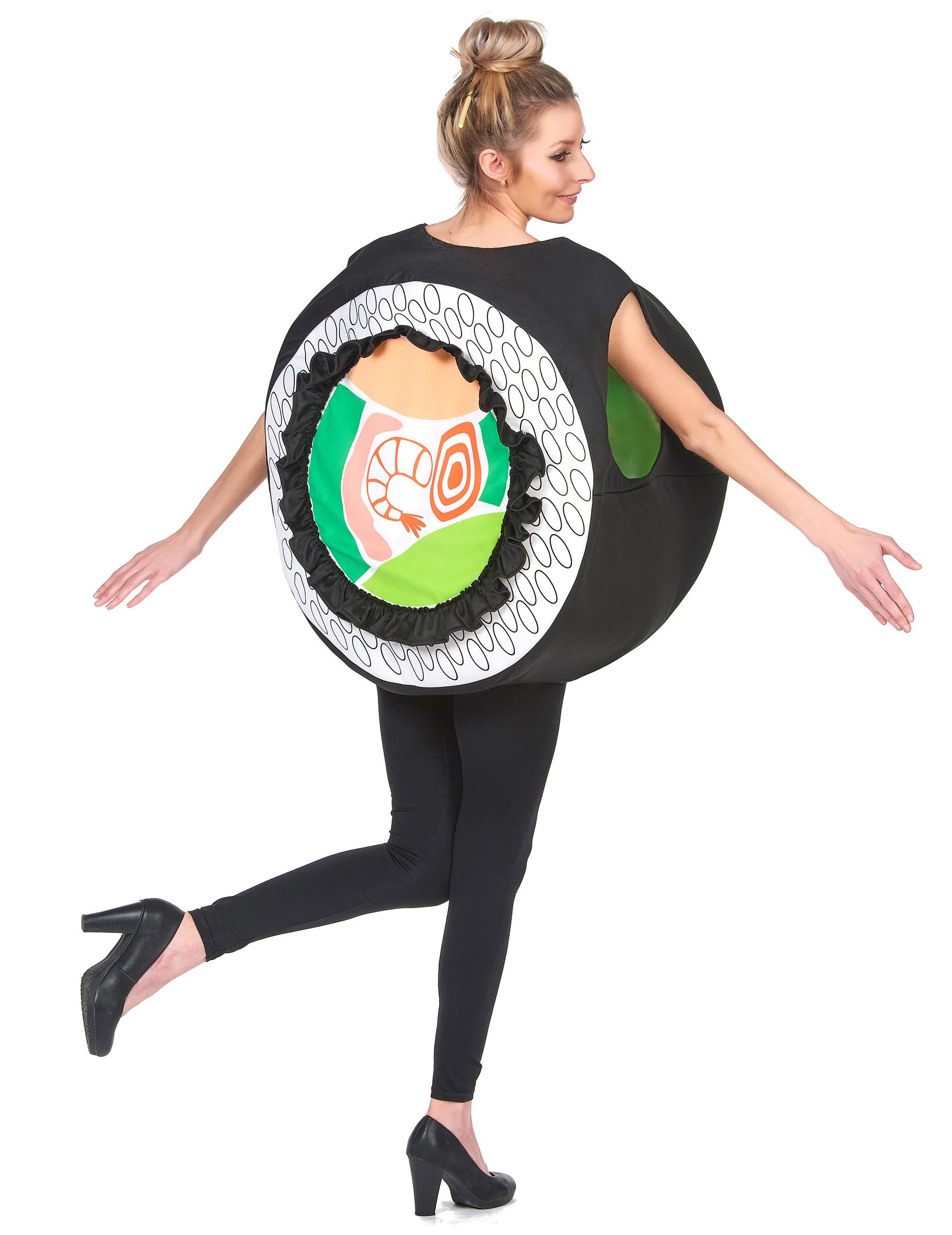 Costume maki sushi per adulto,2