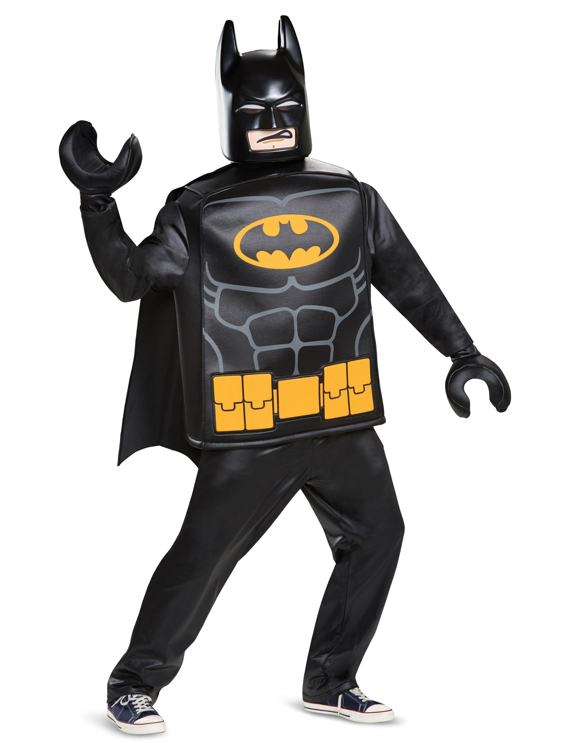 Deluxe Per e Adulti Adulto Vestiti Lego™ Costumi Batman™ Costume Da wtaxIx