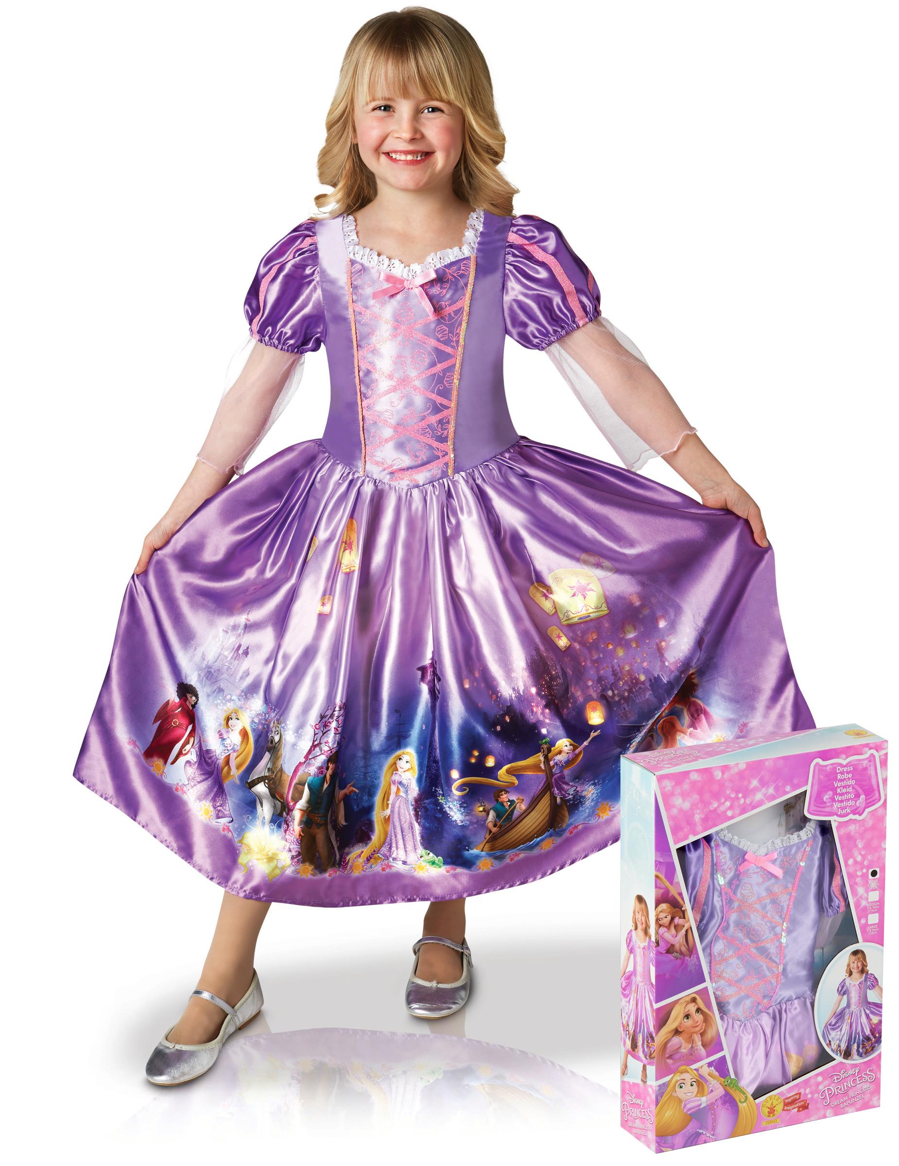 outlet scarpe da corsa moda più desiderabile Costume cofanetto Superlusso Principessa Rapunzel™ per bambina