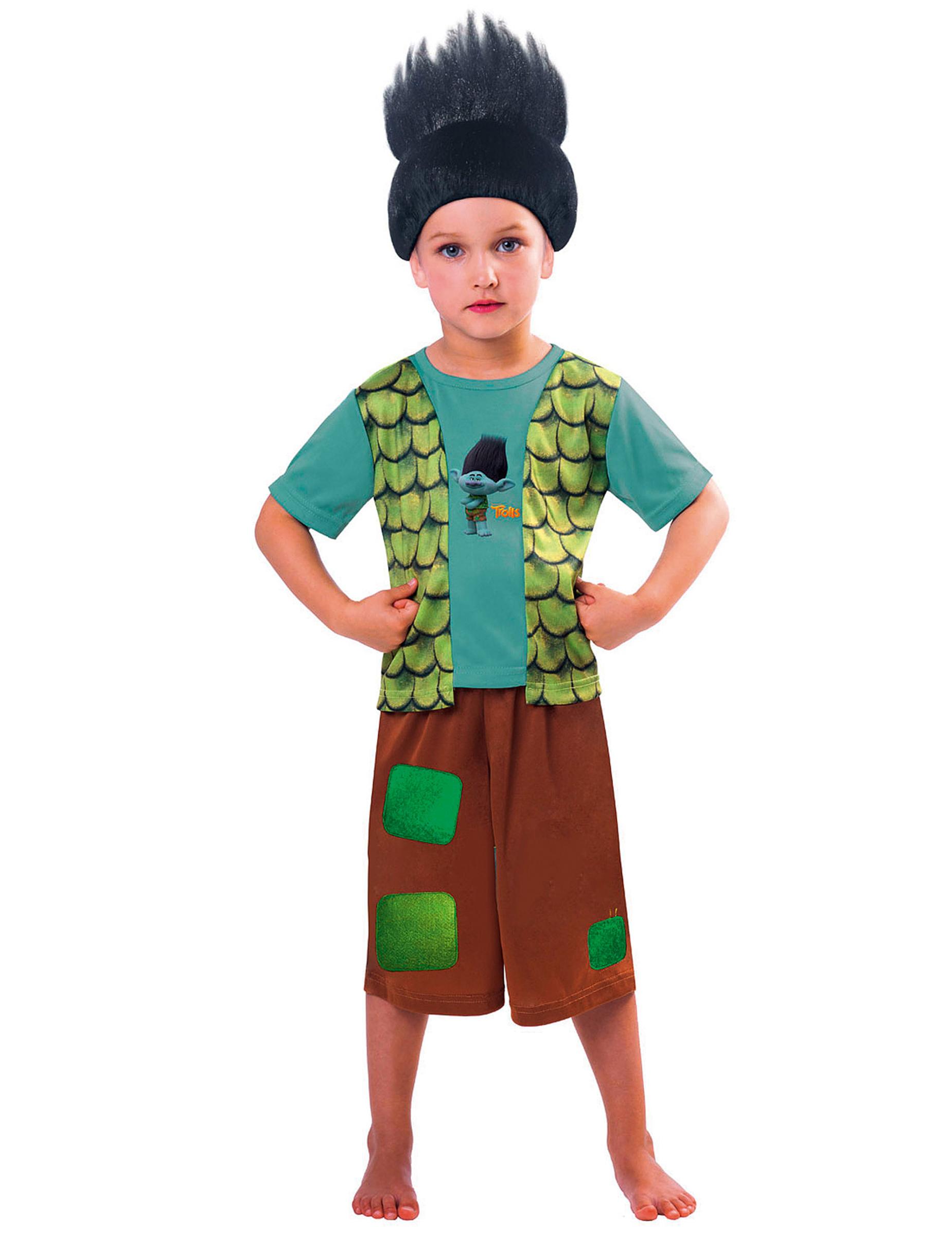 Vestiti Di Branche Costumi Bambini Bambino I Costume Trolls™ e Per 1wzdqq8