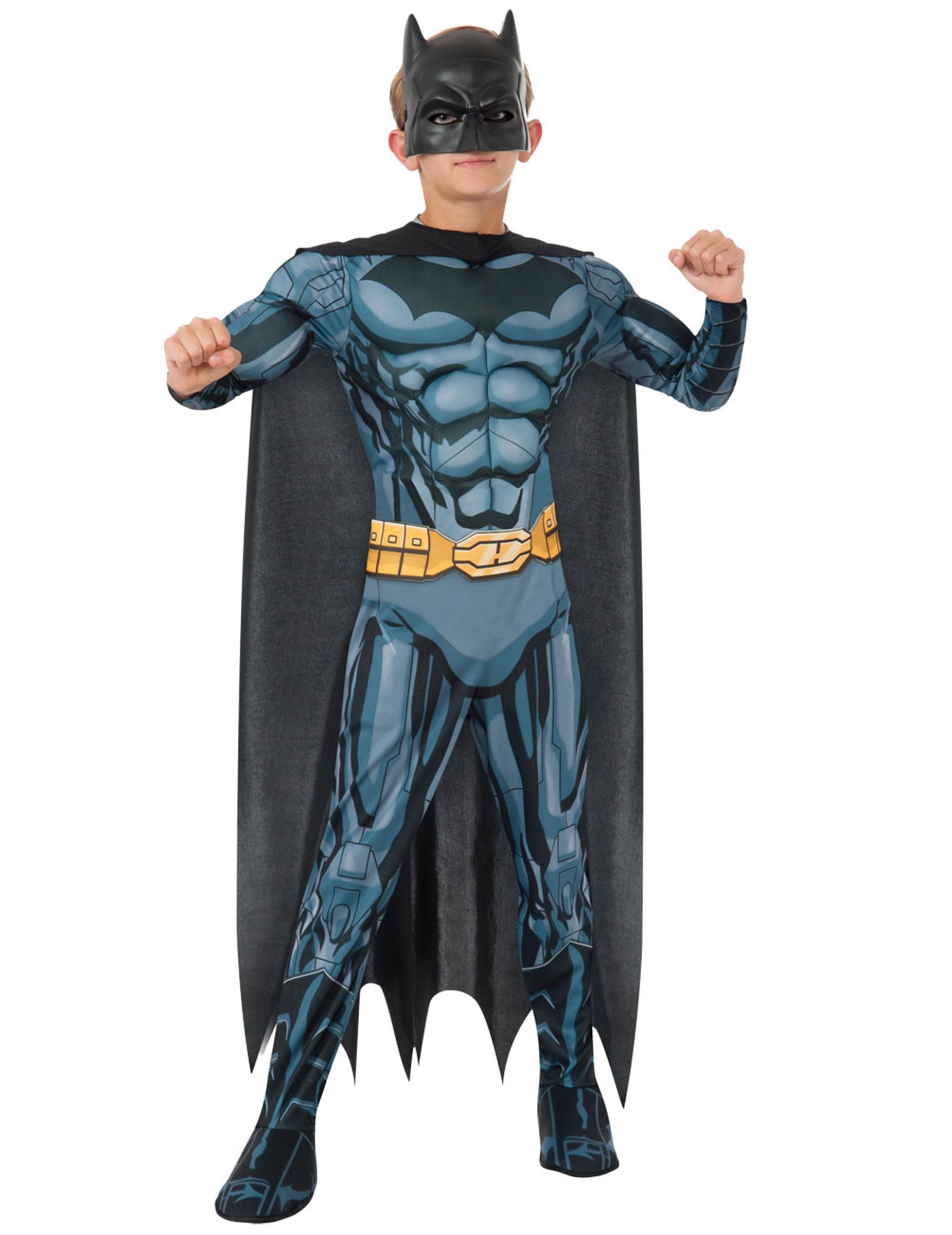 Costume di lusso batman muscoloso bambino costumi for Cruciverba bambini 7 anni