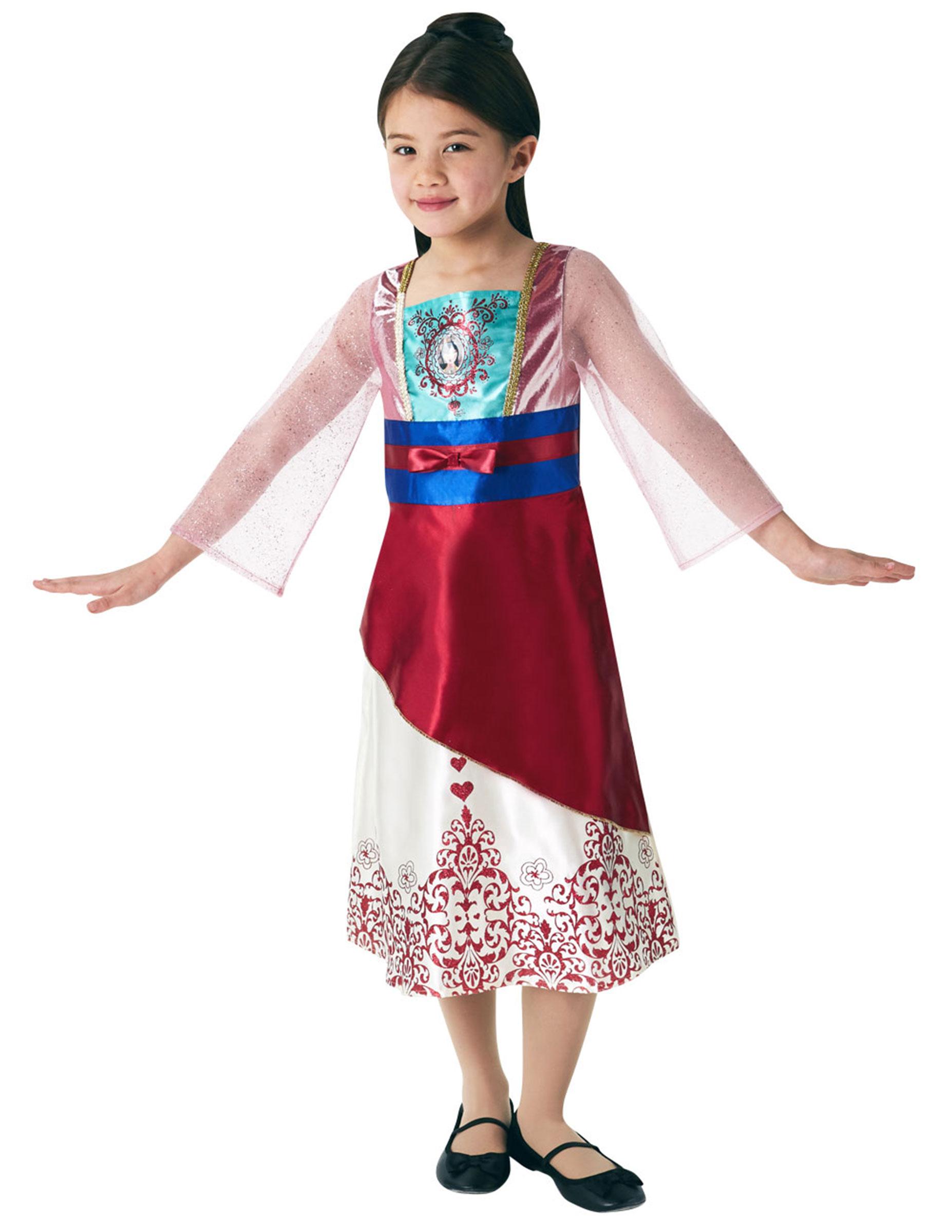 Nella La Principessa Cavaliere Costume Bambina Vestito Da Ufficiale con Licenza