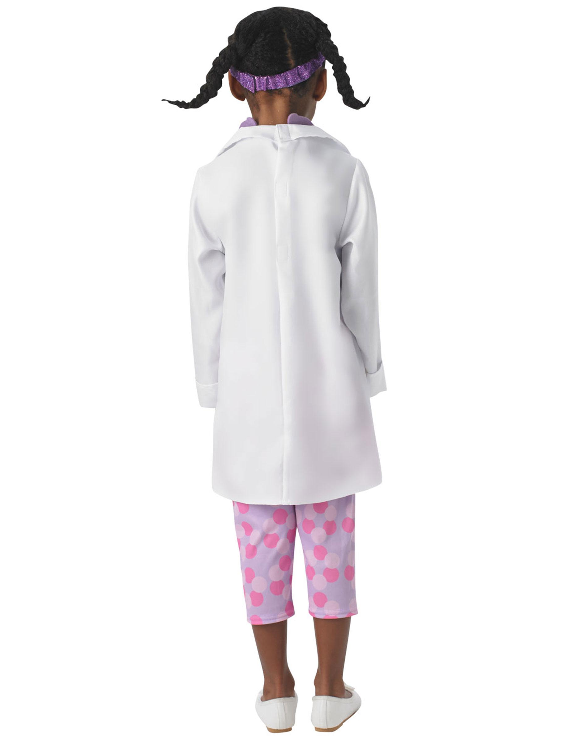 come comprare super qualità online in vendita Costume deluxe da Dottoressa Peluche™ per bambina