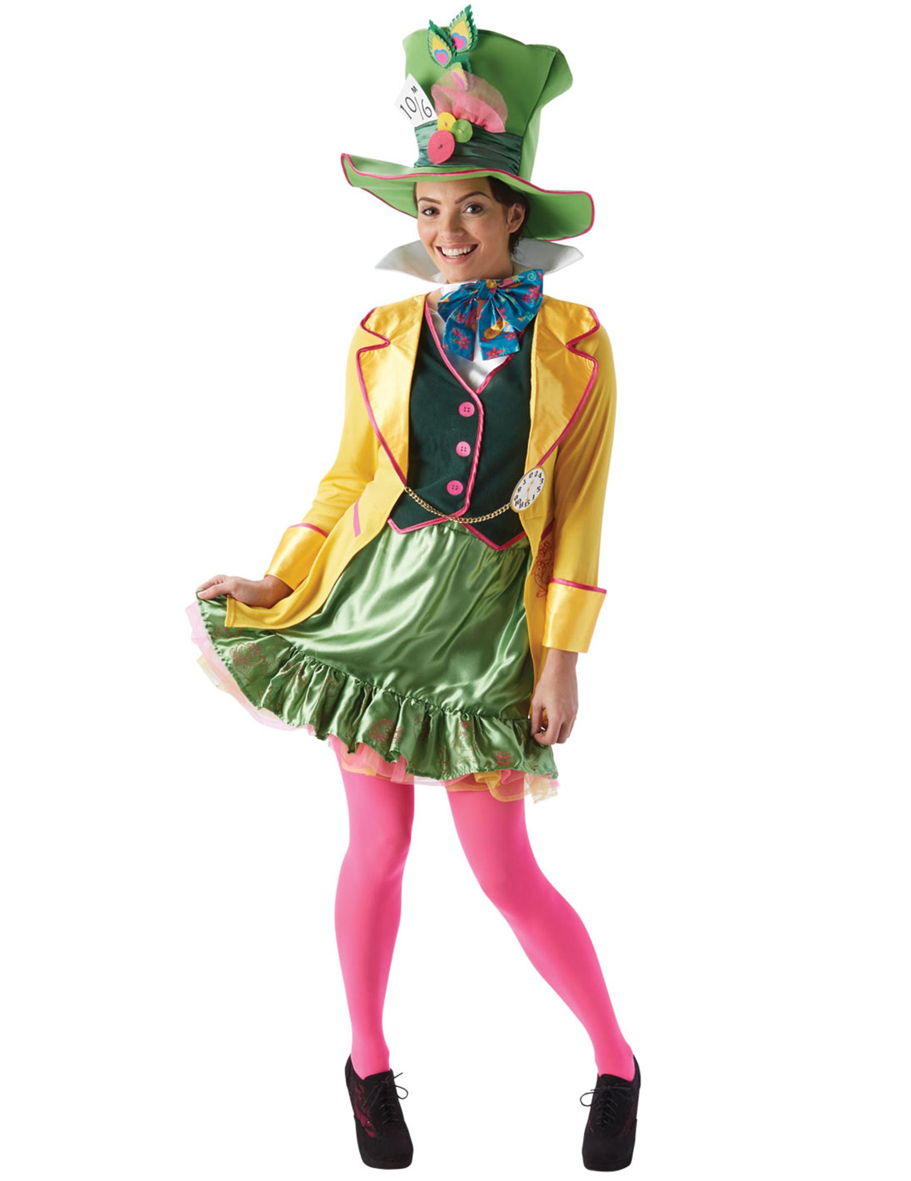 design innovativo nuovo stile vendita calda Costume da cappellaio matto™ per donna