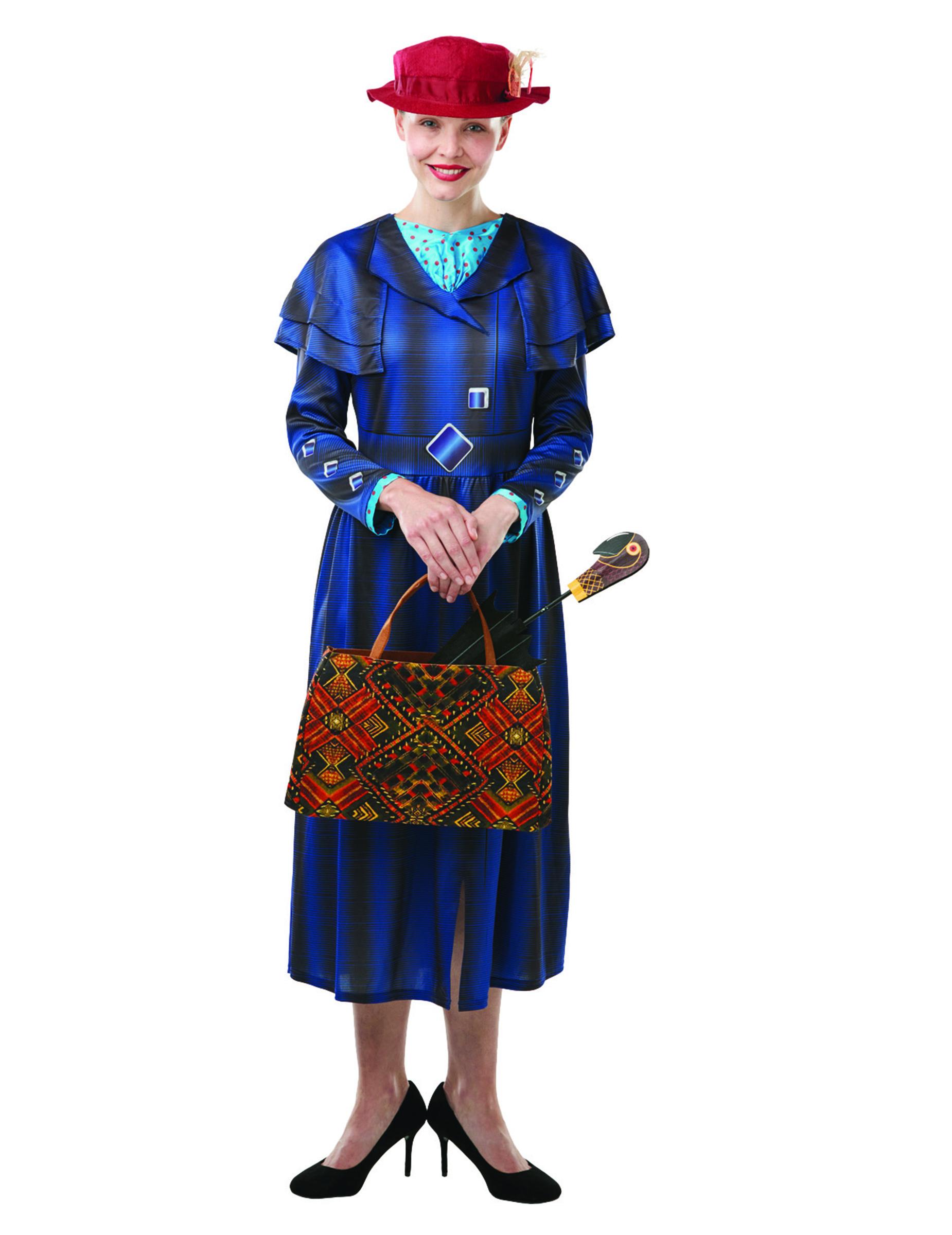 ultimo prese di fabbrica prezzi incredibili Costume Mary Poppins™ per donna: Costumi adulti,e vestiti di ...