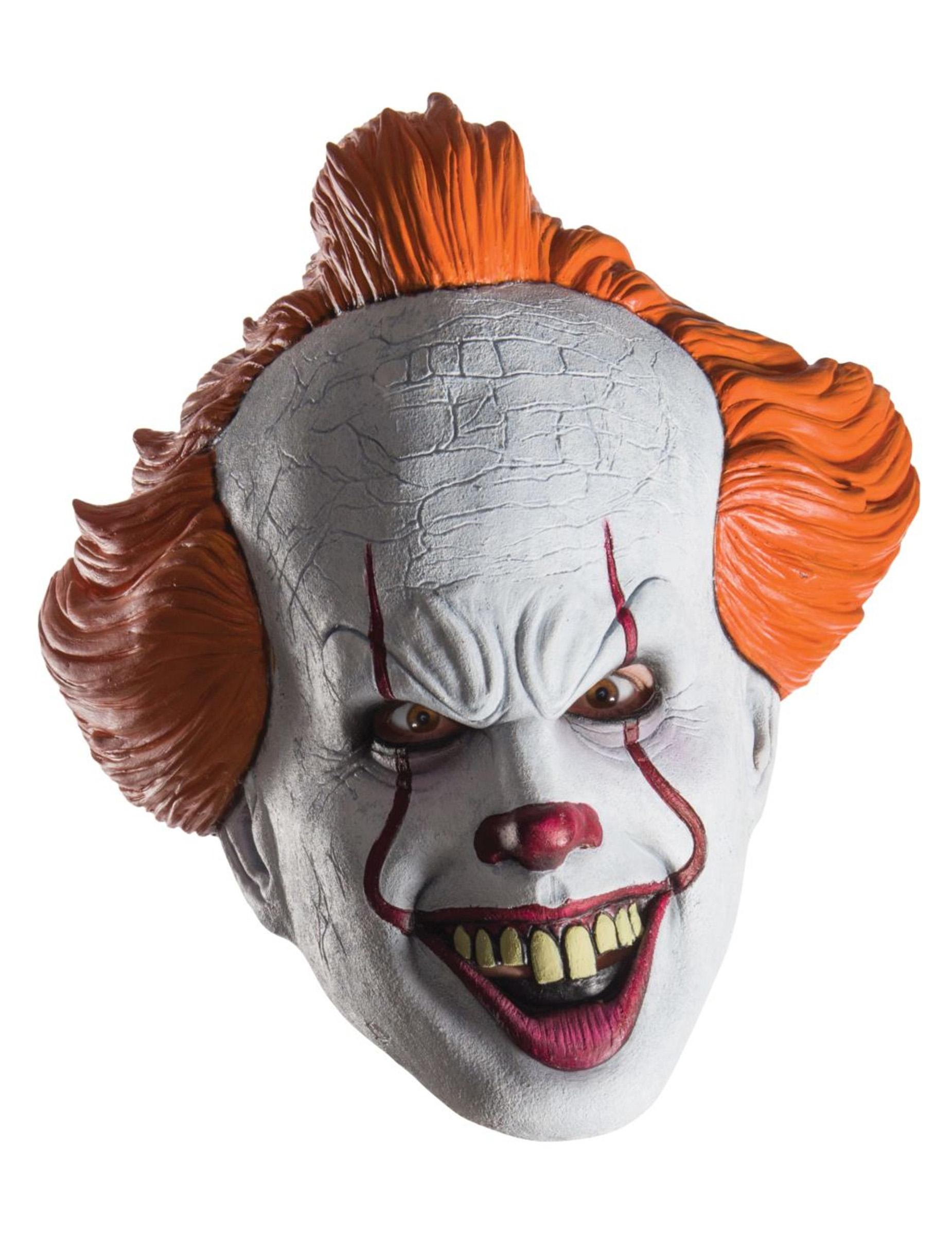Maschera It Pagliaccio.Maschera It Per Adulto Maschere E Vestiti Di Carnevale Online Vegaoo
