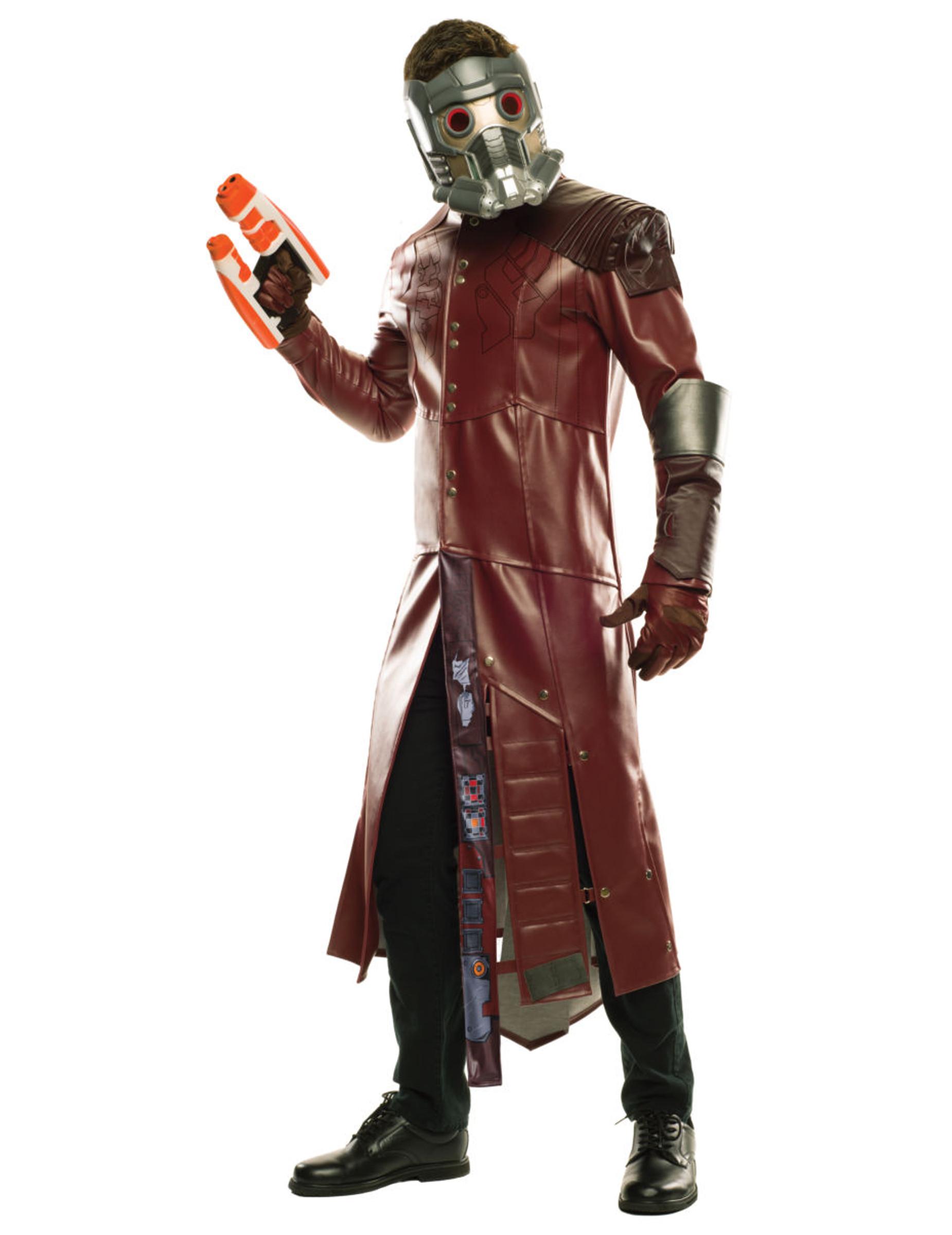Costume star lord guardiani della galassia 2™ adulto: costumi adulti