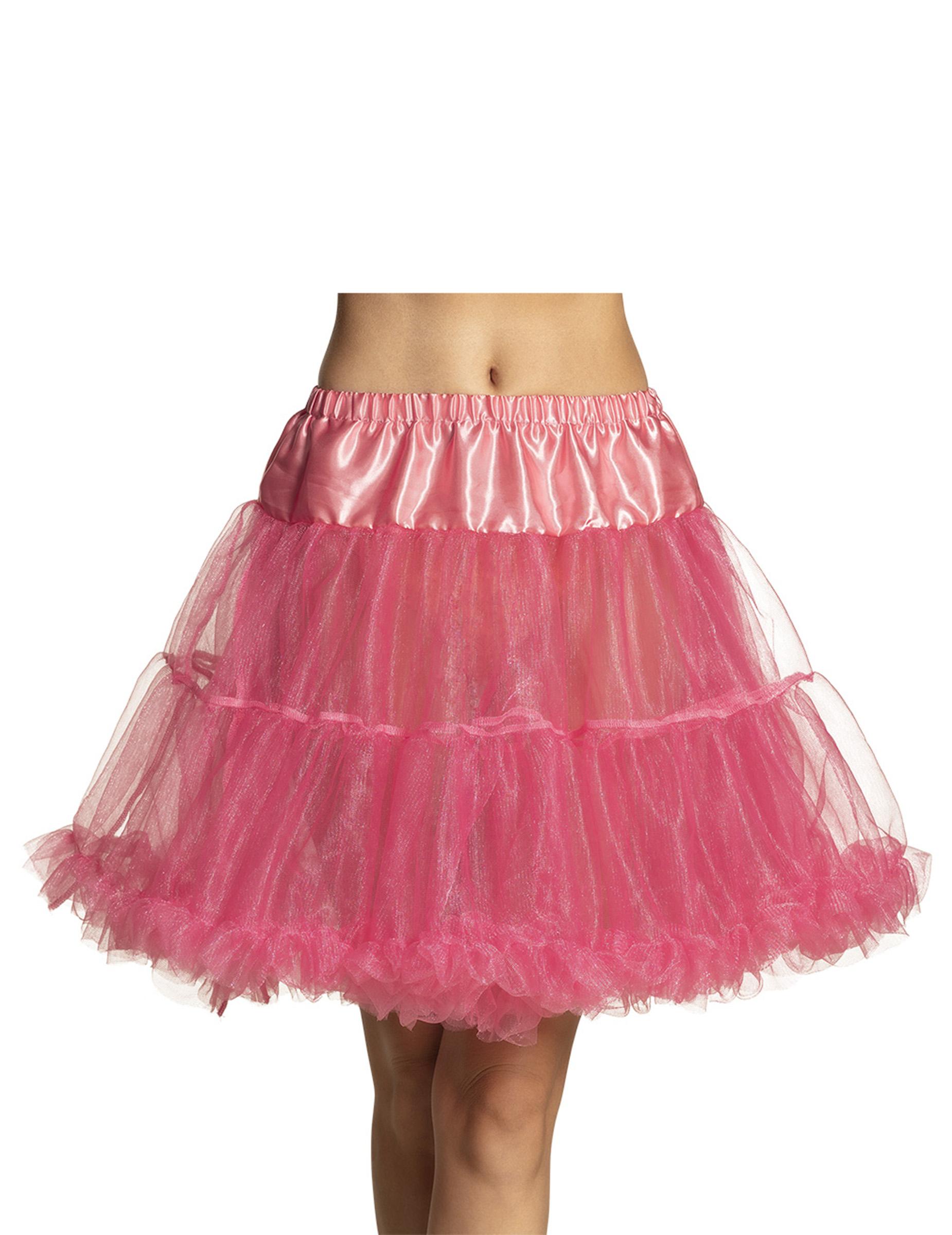 più recente b4649 f136f Sotto gonna media lunghezza rosa per donna: Accessori,e vestiti di ...