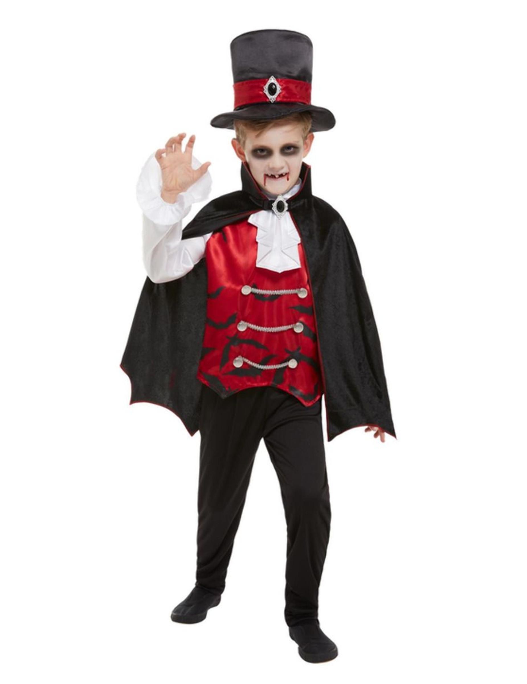 Vampire Toddler bambini Costume Festa Di Halloween Bambini Costume 2-4