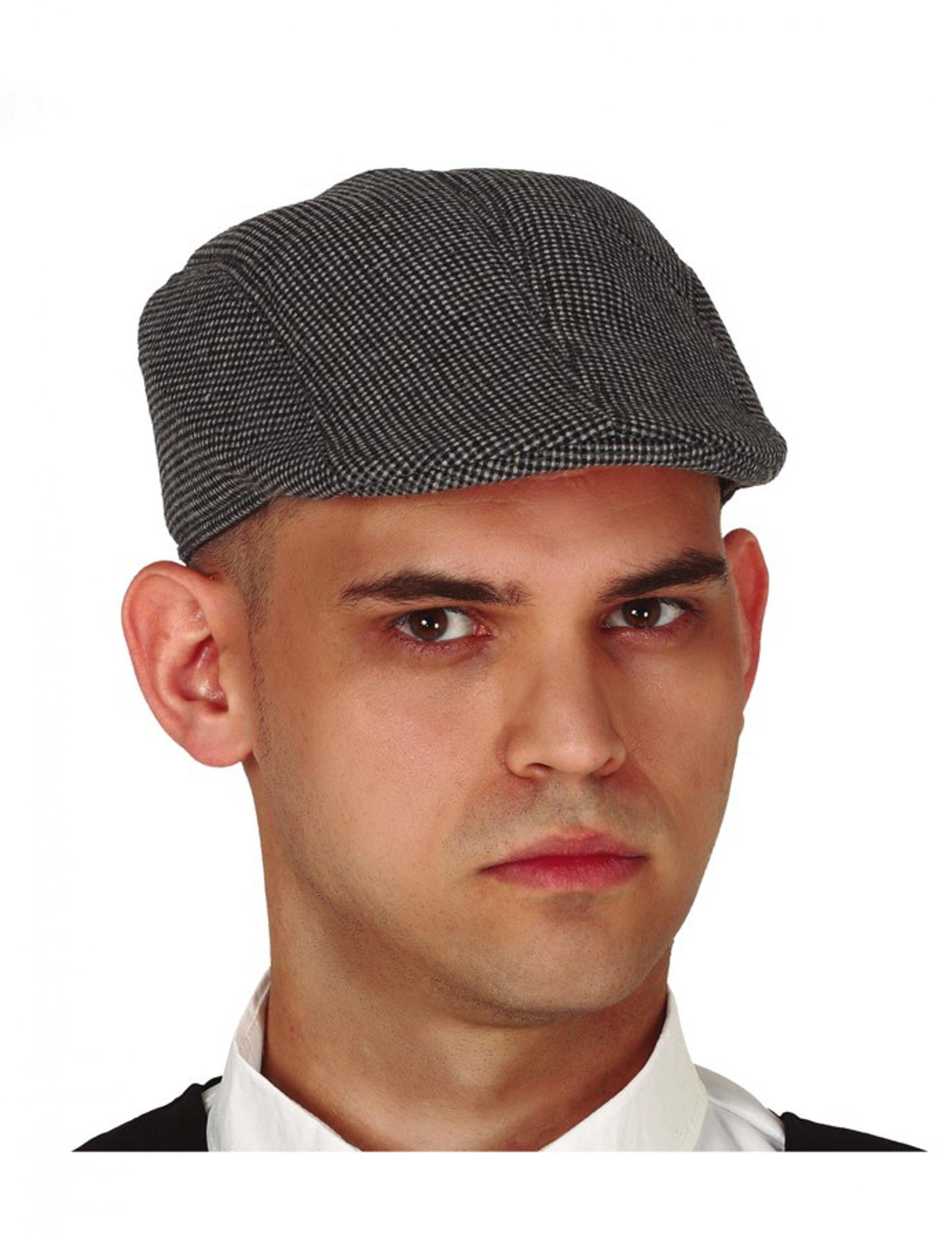 Cappello coppola grigio adulto: Cappelli,e vestiti di ...