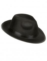 Cappello borsalino nero per adulti