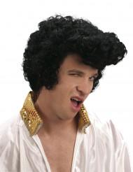 Parrucca da rock star uomo