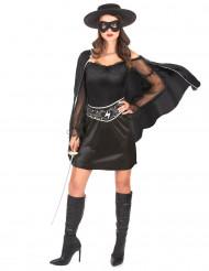 Costume giustiziere donna
