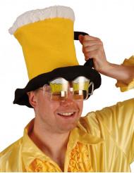 Cappello boccale di birra adulto