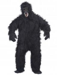 Costume gorilla terrificante per adulto