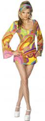 Costume hippie sexy donna