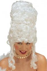 Parrucca bianca Maria Antonietta donna