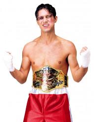Cintura da campione di wrestling