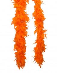 Boa arancione
