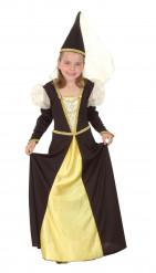 Costume medievale fata bambina
