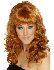 Lunga parrucca ramata donna