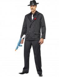 Costume gangster italoamericano uomo