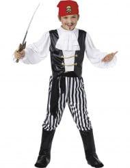 Costume da pirata dei sette mari per bambino