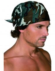 Bandana militare mimetica adulto