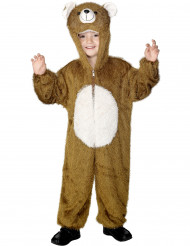 Costume orso bambino