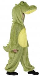 Costume coccodrillo bambini
